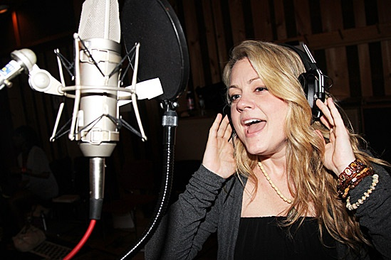 Leap Of Faith Cast Recording – Kendra Kassebaum