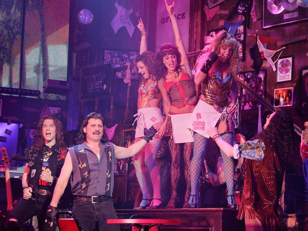Show Photos - Rock of Ages - Justin Matthew Sargent - Genson Blimline