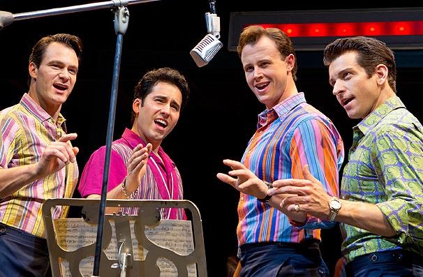 Jersey Boys - Matt Bogart - John Lloyd Young - Quinn VanAntwerp - Andy Karl