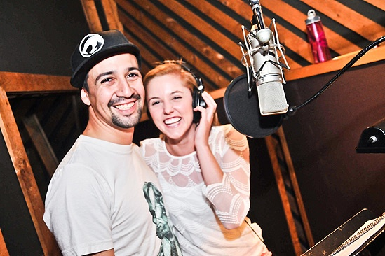 Bring It On Recording – Lin-Manuel Miranda- Taylor Louderman