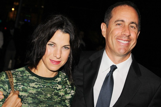 If There Is I Haven't Found It Yet – Opening Night – Jessica Seinfeld - Jerry Seinfeld