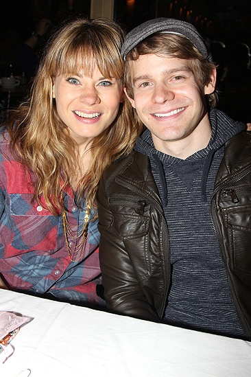 Broadway Flea Market  Celia Keenan-Bolger- Andrew Keenan-Bolger