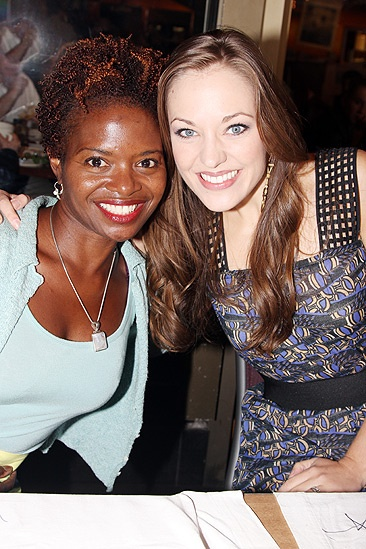 Broadway Flea Market – LaChanze- Laura Osnes