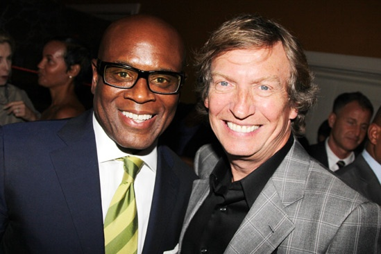 Motown Preview — LA Reid — Nigel Lythgoe
