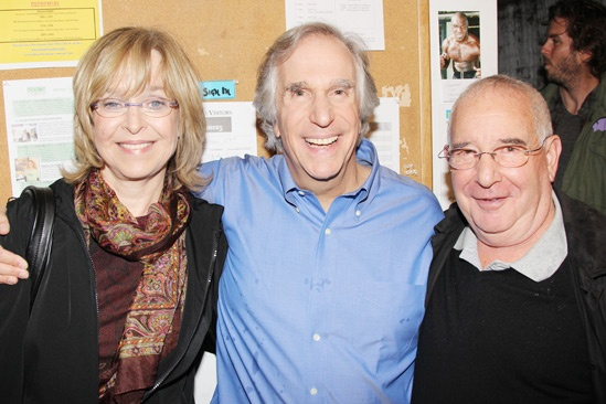 The Performers  preview opening  Jill Eikenberry  Henry Winkler  Michael Tucker