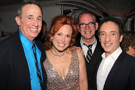 Scandalous- David Friedman - Carolee Carmello - Bruce Coughlin- David Pomeranz