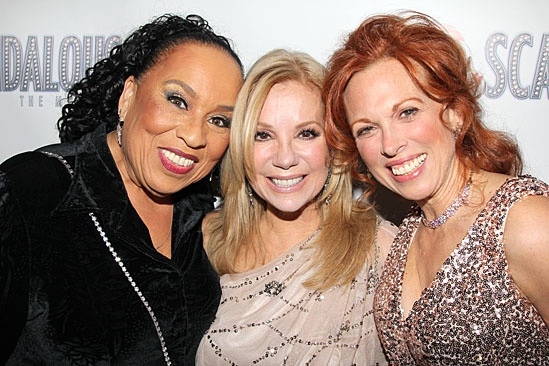 Scandalous-  Roz Ryan- Kathie Lee Gifford - Carolee Carmello