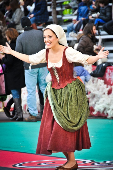 Cinderella at Macy's Parade -