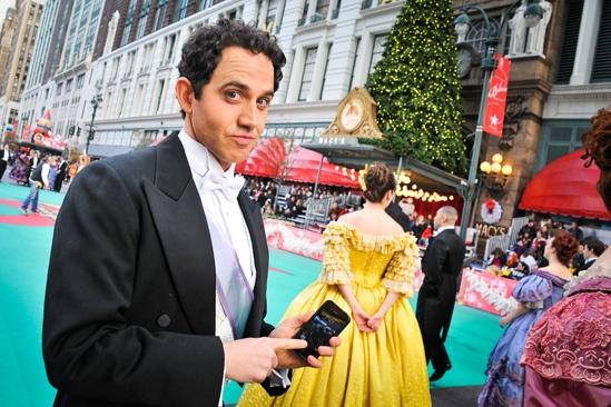 Cinderella at Macy's Parade - Santino Fontana