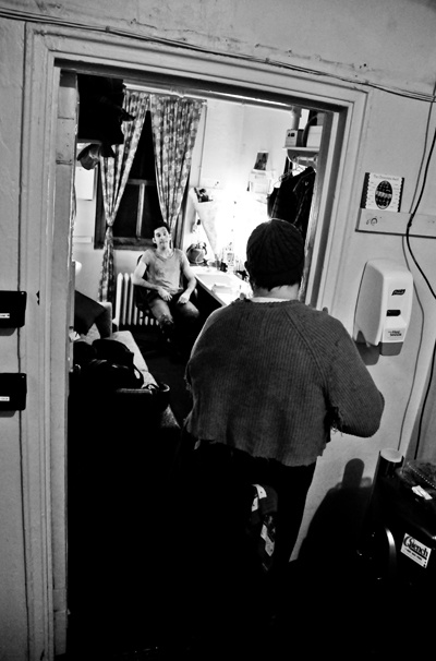 Starcatcher-Backstage-Adam Chanler-Berat