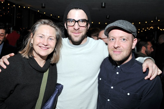 Pippin at ART – Opening Night – Cherry Jones – Zachary Quinto – John Tiffany