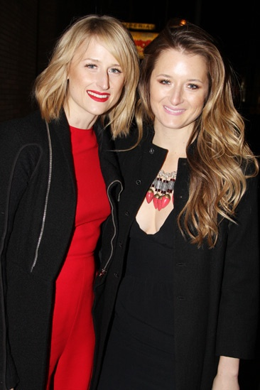 Cat on a Hot Tin Roof  opening  Mamie Gummer  Grace Gummer