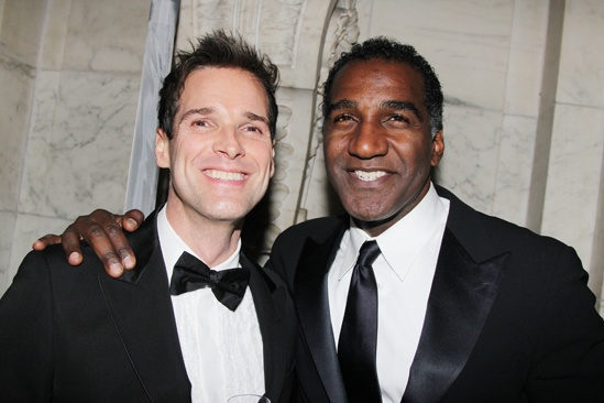 Phantom  25th Anniversary  Hugh Panaro  Norm Lewis