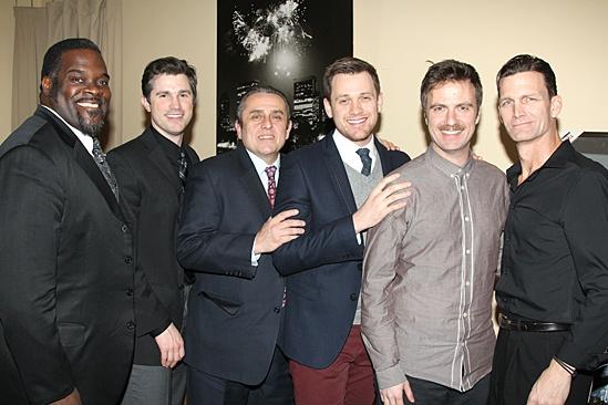 Ragtime- Phillip Boykin- Matt Cavenaugh- Michael McCormick - Michael Arden - Manoel Felciano -Jarrod Emick