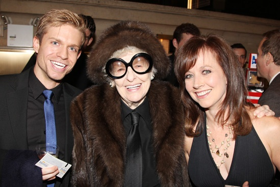 Ann- Hunter Ryan Herdlicka- Elaine Stritch- Susan Powell