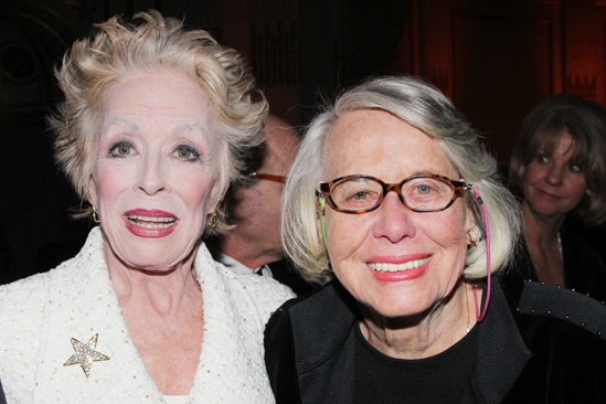 Ann- Holland Taylor- Liz Smith