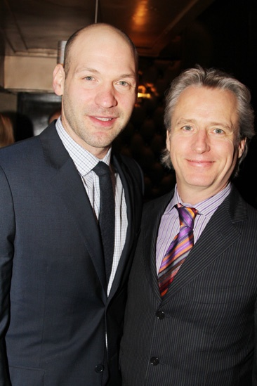 Vineyard Gala – March 18, 2013 – Corey Stoll – Linus Roache