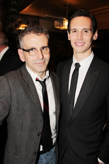 'Breakfast at Tiffany's' Opening — David Cromer — Cory Michael Smith