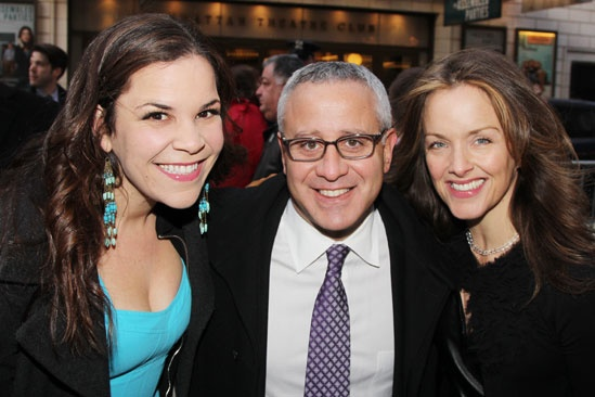 Hands on a Hardbody – Opening Night – Lindsay Mendez - David Stone – Alice Ripley