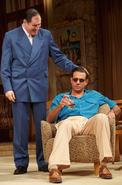 Show Photos - <i>The Big Knife</i> - Richard Kind - Bobby Cannavale