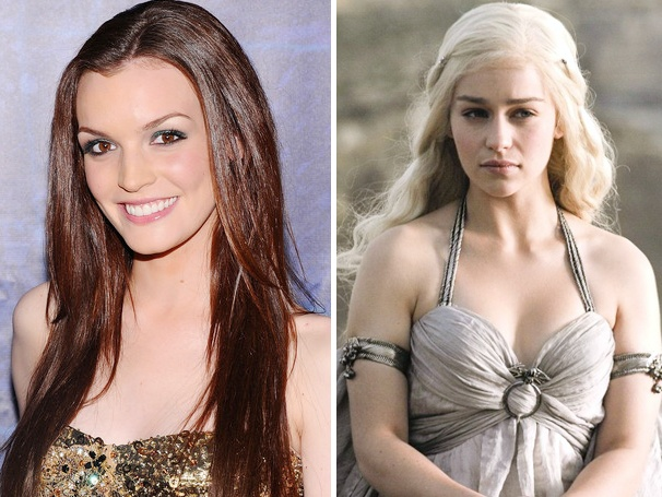 Dream Casting – Game of Thrones – Jennifer Damiano