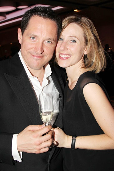 Matilda – Opening Night – Bertie Carvel – Girlfriend