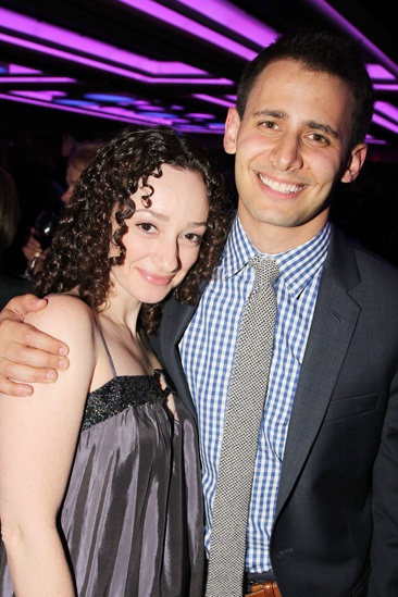 Matilda – Opening Night – Megan McGinnis – Benj Pasek