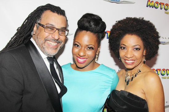 'Motown' Opening Night — Zane Mark — Crystal Joy — Adriane Lenox