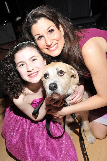 2013 Audience Choice Awards- Lilla Crawford- Sunny- Stephanie J. Block