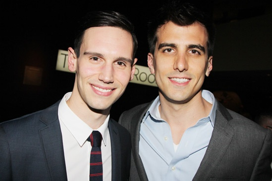 2013 Audience Choice Awards- Cory Michael Smith- Paul Downs Colaizzo