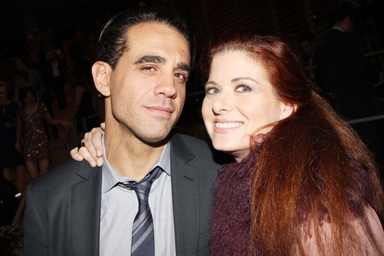 2013 Audience Choice Awards- Bobby Cannavale- Debra Messing
