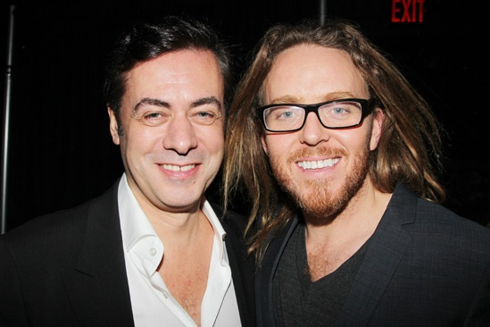 2013 Audience Choice Awards- John Gore- Tim Minchin