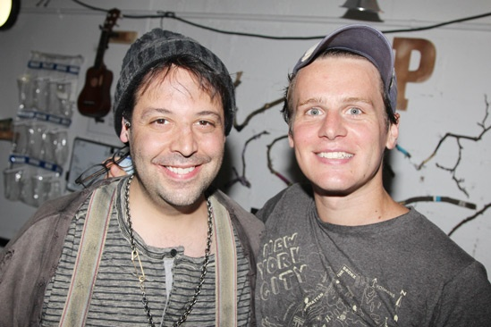 Jonathan Groff at Peter and the Starcatcher - Steve Rosen - Jonathan Groff