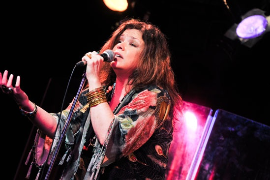 'A Night with Janis Joplin' Press Event — Mary Bridget Davies