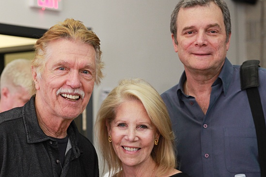 A Time to Kill – Meet and Greet – Tom Skerritt – Daryl Roth – John Procaccino