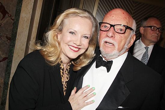 American Theatre Wing – Hal Prince Gala 2013 – Susan Stroman – Hal Prince