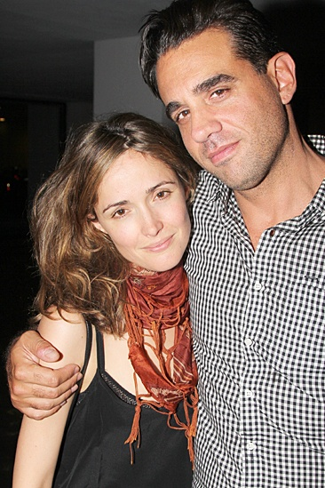 '100 (Monologues)' Opening — Rose Byrne — Bobby Cannavale
