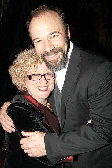 The Snow Geese – Opening Night – Debra Waxman – Danny Burstein