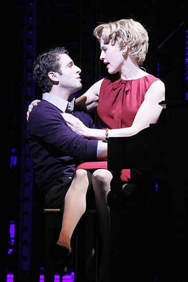 Beautiful: The Carole King Musical Meets the Press - Jarrod Spector - Anika Larsen