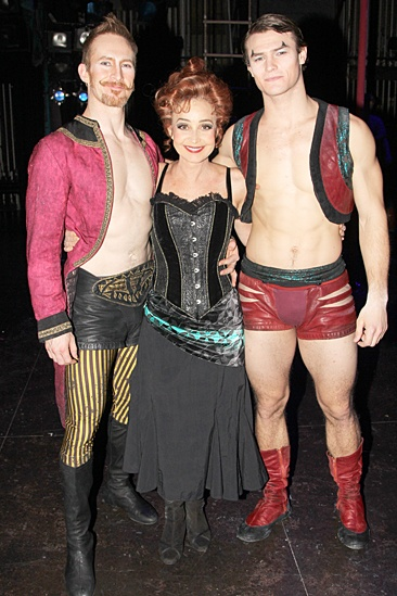 Pippin - Preston Jamieson - Annie Potts - Orion Griffiths