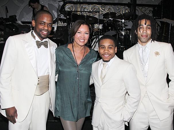 "Dulé Hill - Vanessa Williams - Virgil ""Lil' O"" Gadson - Julius ""iGlide"" Chisolm"