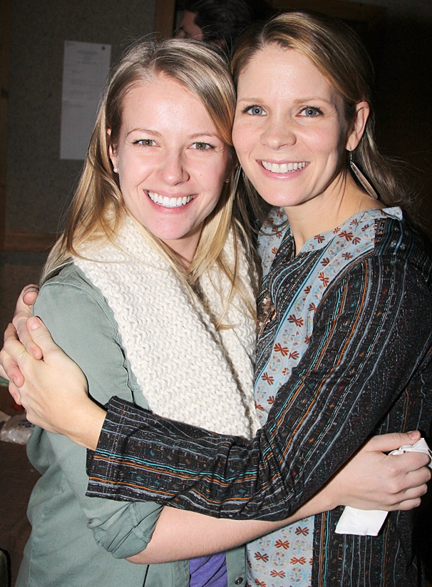 The Bridges of Madison County - Cast Recording - OP - 3/14 - Whitney Bashor - Kelli O'Hara