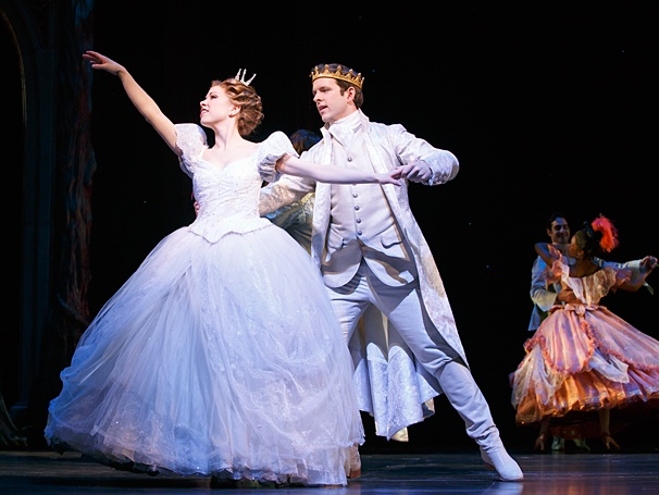 Cinderella - Show Photos - PS - 3/14 - Carly Rae Jepsen - Joe Carroll
