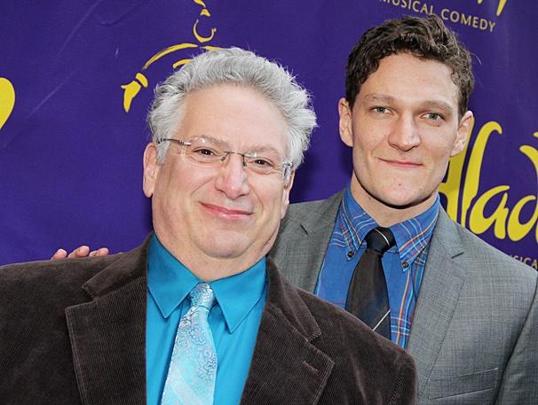 Aladdin - Opening - OP - 3/14 - Harvey Fierstein - Gabriel Ebert