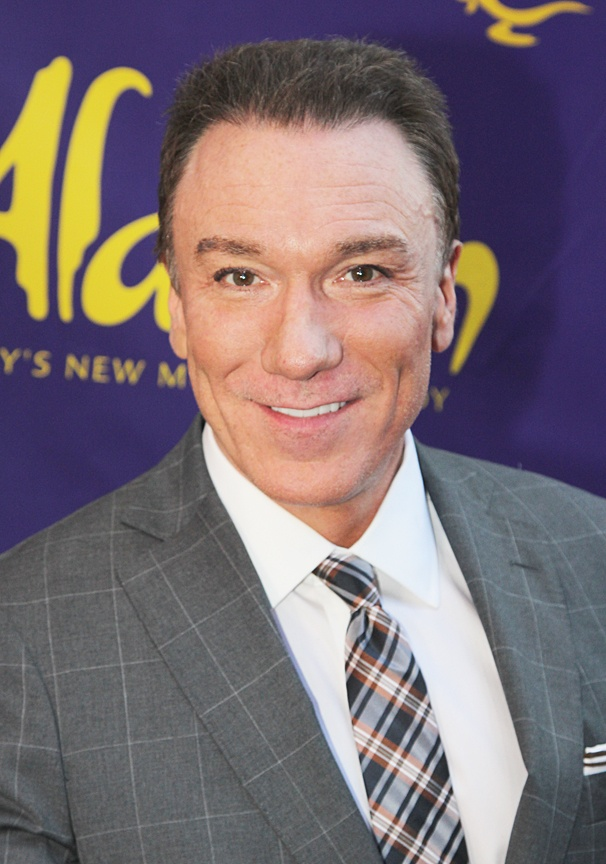 Aladdin - Opening - OP - 3/14 - Patrick Page