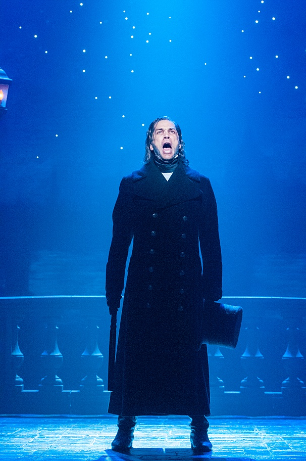 Les Miserables - Show Photos - 3/14 - Will Swenson