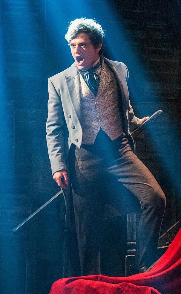 Les Miserables - Show Photos - 3/14 - Andy Mientus