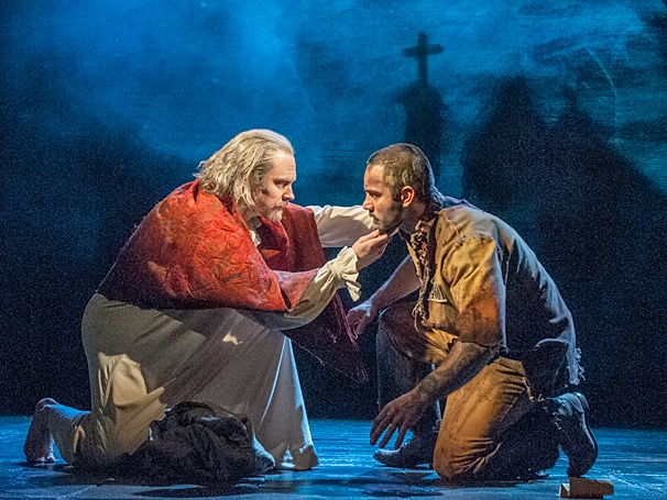 Les Miserables - Show Photos - 3/14 - Adam Monley  - Ramin Karimloo