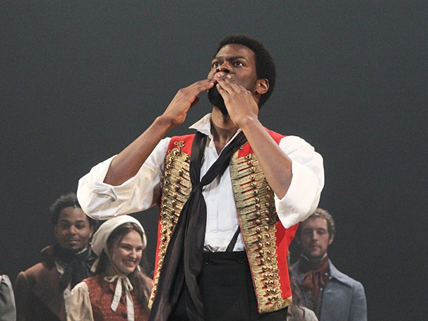 Les Miserables - Opening - OP - 3/14 - Kyle Scatliffe