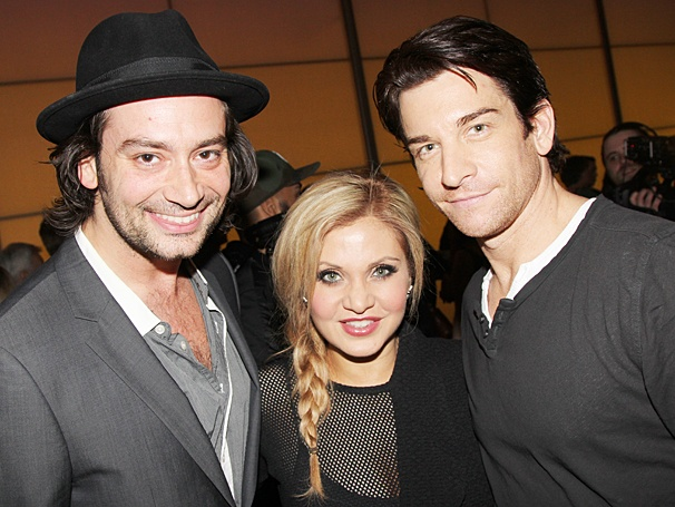 Constantine Maroulis - Orfeh - Andy Karl